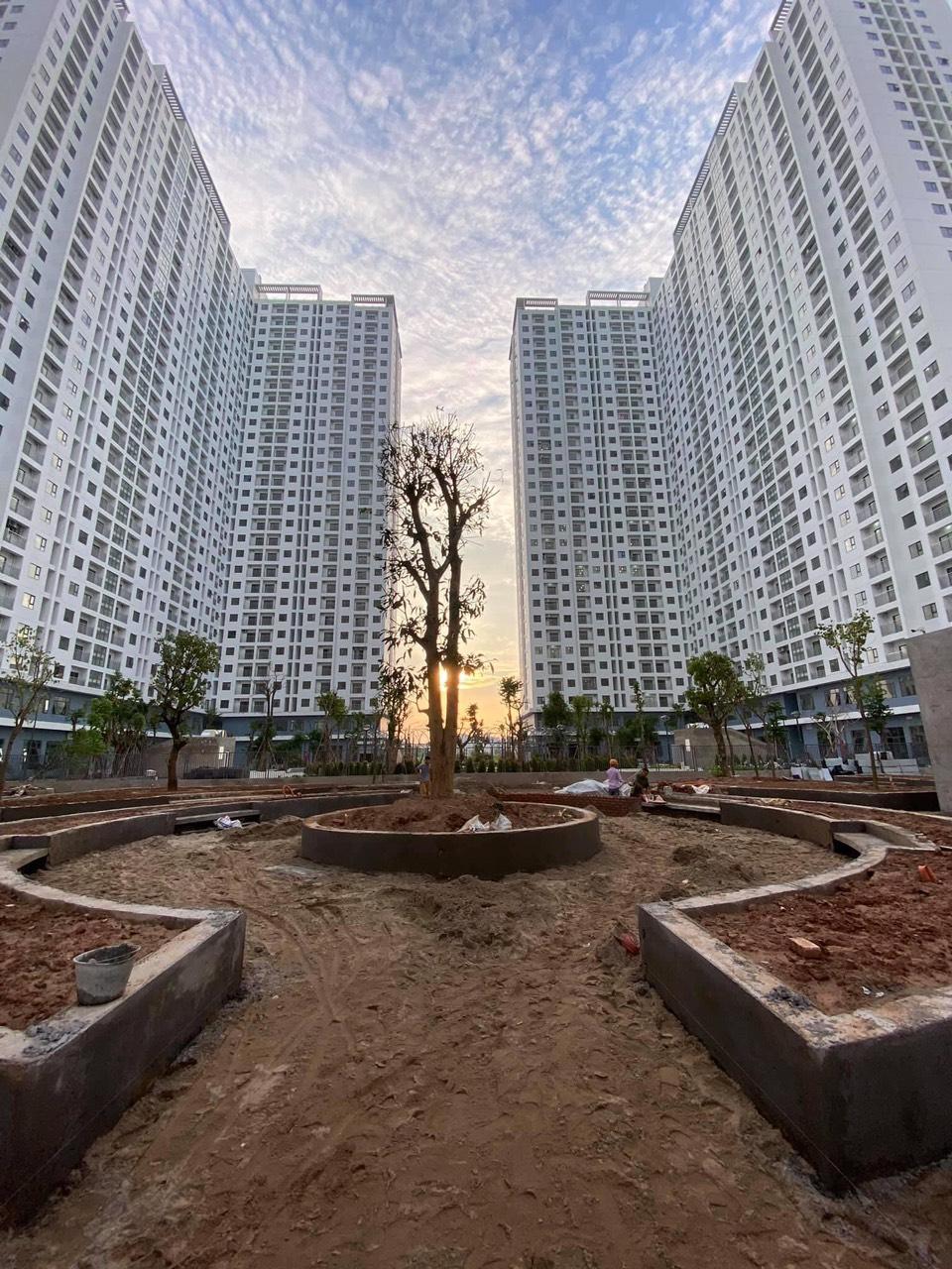 Cập nhật tiến độ dự án EcoHome 3 Tòa N04 và N05 tháng 09/2020